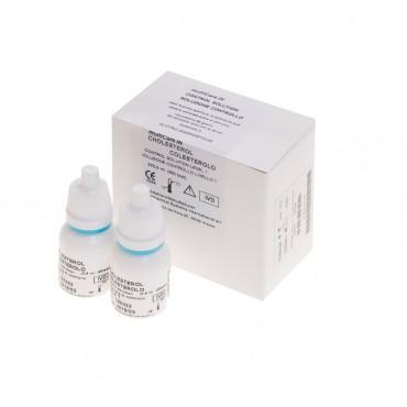 Эталон Экспресс диагностика Контрольный раствор Холестерин к экспресс анализатору multicare in